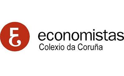 Logo Colexio Economistas A Coruña